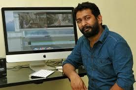 Editor Vivek Harshan