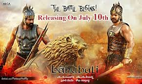 Bahubali The Beginning Released in India