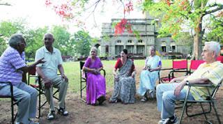 Number of Senior Citizens in India Increasing