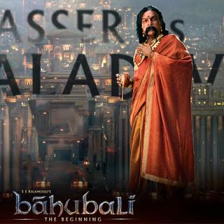 Nasser in Bahubali