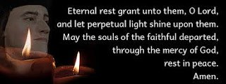 Christian Prayer for the Repose of the Souls of the Deceased