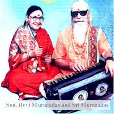 Murugadas and Saroja Singing