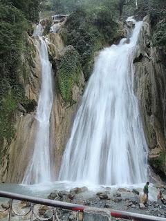 Papanasam Agasthiar Falls