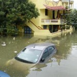 """Some of the Mind-Blowing & Shocking Scenes  of """"CHENNAI""""- Affected by 2015 Heavy Rains & Floods"""