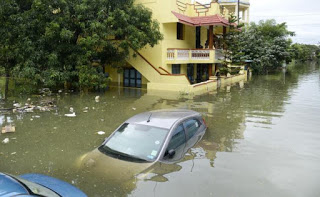 "Some of the Mind-Blowing & Shocking Scenes  of ""CHENNAI""- Affected by 2015 Heavy Rains & Floods"