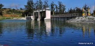 Kamaraj Sagar Dam Ooty