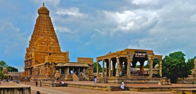 Brihadeswara Temple,Thanjavur