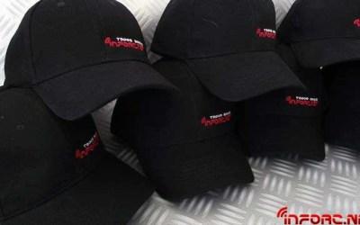Todos somos infoRC.net, demuestralo con tu gorra