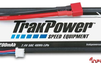 Packs LiPo de Trakpower