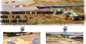 Cartel 2 Prueba Comarcal 2012