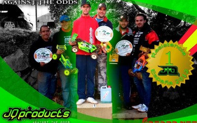 Adquiere ya tu Campeon de Resistencia 2012, THE Car JQ Products