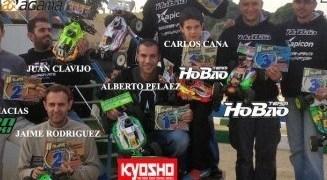 Open de relevos en Club el Estrecho, cronica por Bernardo Macias