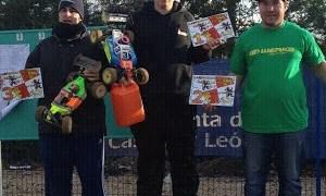 Álvaro Mardones y su Alpha Ryan Lutz se alzan en el podio de Castilla-León