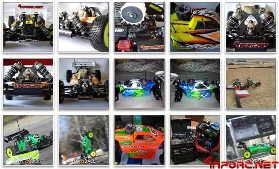 Galería de fotos IRC