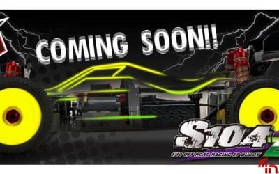 SWORKz presenta su nuevo Buggy 1/10TT 4WD, el S104