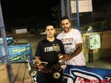 """Gracias Juanma, por el """"adelanto"""" del trofeo"""