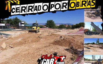 Primer Campeonato de España de Truggy 1/8 gas