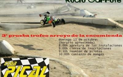 3ª Prueba del Trofeo Arroyo de la Encomienda, Valladolid
