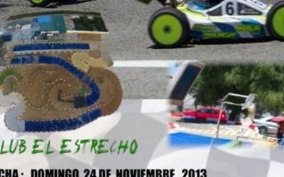 Quinta y última prueba del Campeonato 1/8 tt gas El Estrecho 2013