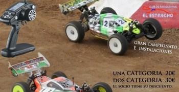 4ª y última prueba del Campeonato 1/8TT eléctrico del Club El Estrecho