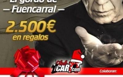 El Gordo de Fuencarral, este fin de semana más de 2500€ en regalos