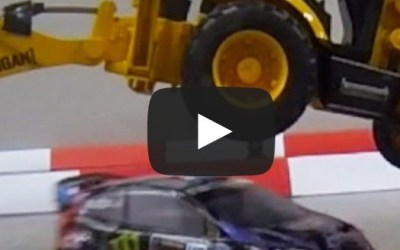 Video de los Viernes: Gymkhana de Ken Block a escala