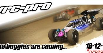 VRC Pro 1/8 TT gas, lanzamiento oficial el 18 de Diciembre