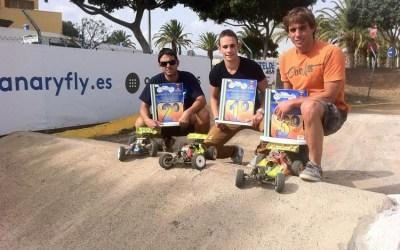 Cristian Artiles vence en la última carrera del Provincial de Las Palmas
