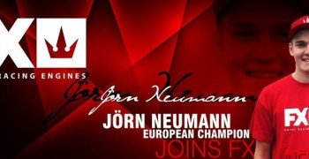 Jörn Neumann correrá con FX Engines durante la temporada 2014