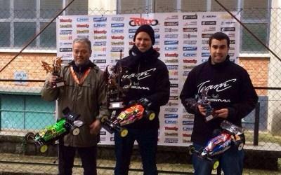 Zacarías Villalba, ganador de la Dragon Race 2014