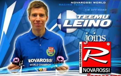 Teemu Leino también ficha por Novarossi