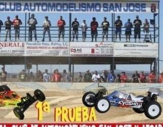 Este fin de semana, Campeonato de España 1/10 2WD en San José de la Rinconada