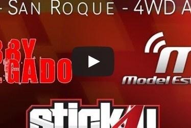 Video: Final A1, 2 y 3 del Campeonato de Andalucía 1/10 4WD