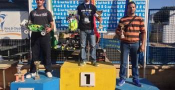 Resultado de la primera prueba del Campeonato de Andalucia 1/8 TT-E 2014