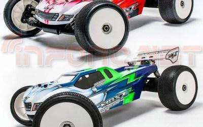 Galería al detalle del nuevo Mugen MBX7 Truggy nitro y ECO