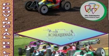 Cuarta prueba del provincial de Las Palmas 1/8 TT Gas