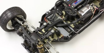 Kyosho ZX6 4WD, el nuevo 1/10 de Kyosho