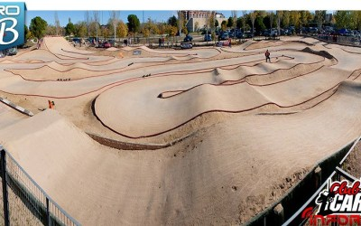 Soporte de REDS Racing en el Campeonato de Europa B de Fuencarral