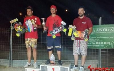Resultados de la carrera nocturna de Cobatillas
