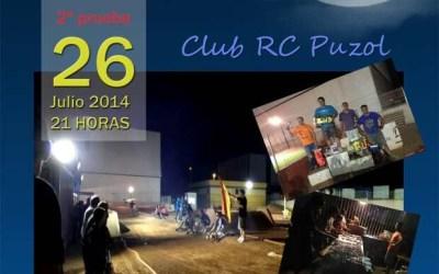 Campeonato nocturno mañana en Puzol RC