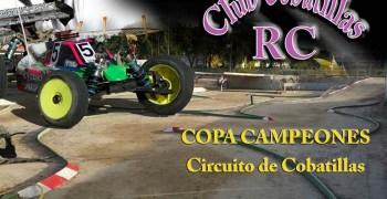 Copa de Campeones 2014, nocturna en Cobatillas