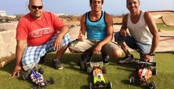 Crónica: Quinta prueba de 1/10 off road en Lanzarote, club Lanzamigos