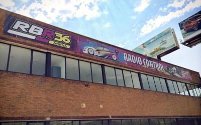 El RBR36 Arena ya puede ser reconocido desde fuera