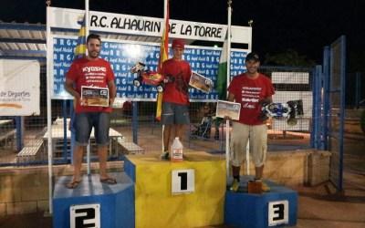 Resultados de la cuarta prueba del Campeonato de Málaga 1/8 TT Gas 2014