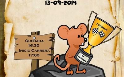"""Este fin de semana, carrera social en Can Mercader, """"La ratonera"""""""