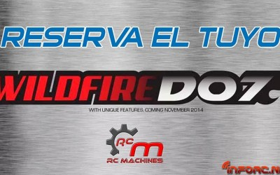 VBC Wildfire D07, reservas abiertas en RCMachines.es