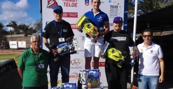 Cristian Artiles se proclama Campeón de Canarias de radiocontrol