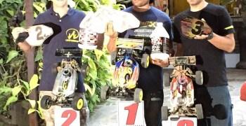 Resultado: Campeonato de Colombia 1/8 TT Gas 2014