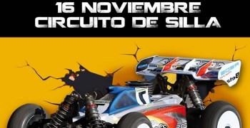 16 de Noviembre, segunda prueba Levante 1/8 TT Gas 2014