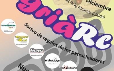13 y 14 de Diciembre: Open de Navidad Segria RC Alcarras